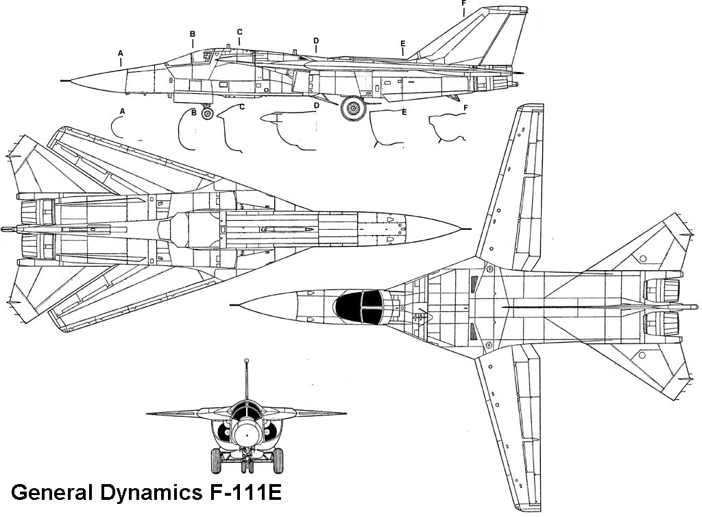 GD F-111 Advark