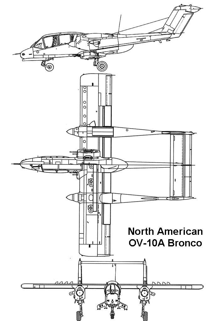 OV-10 Super Bronco