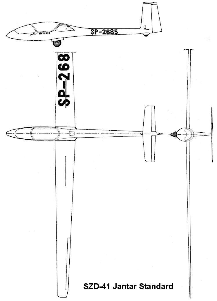 SZD 41